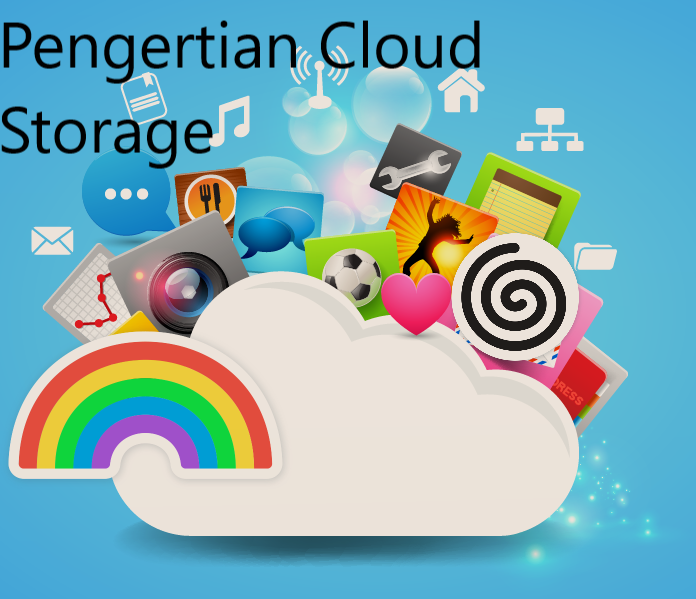 Pengertian Cloud Storage